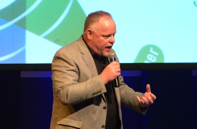 Steve Van Valin, CEO and founder of Culturology